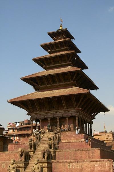 Храм в Бхактапуре