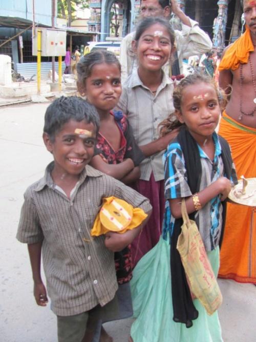 Детки на улице