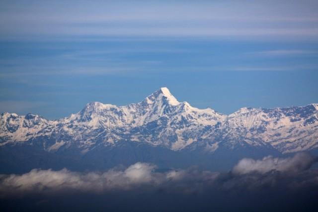 вершины,какая-то из Нанда Деви