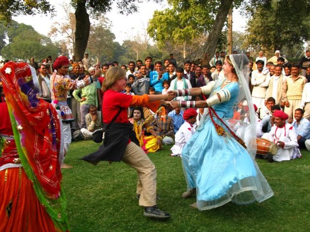 Раджастанские танцы