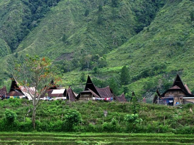 Деревня на Тобе