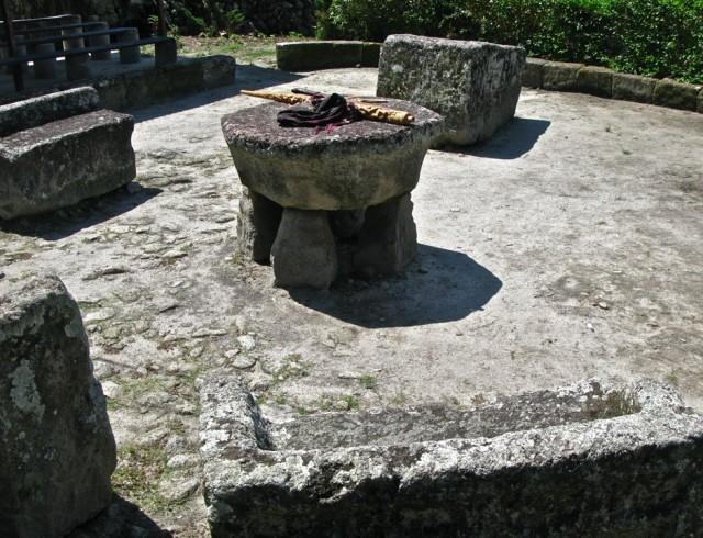 Место ритуального каннибализма