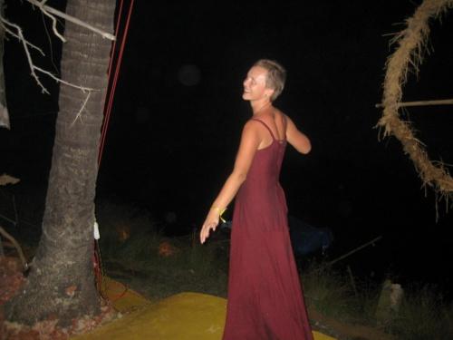 Новогодний танец блаженства!