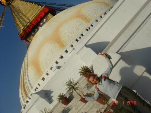 Привет из Катманду!