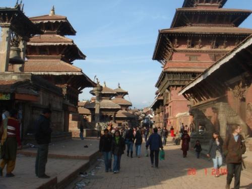 Архитектура древнего Непала