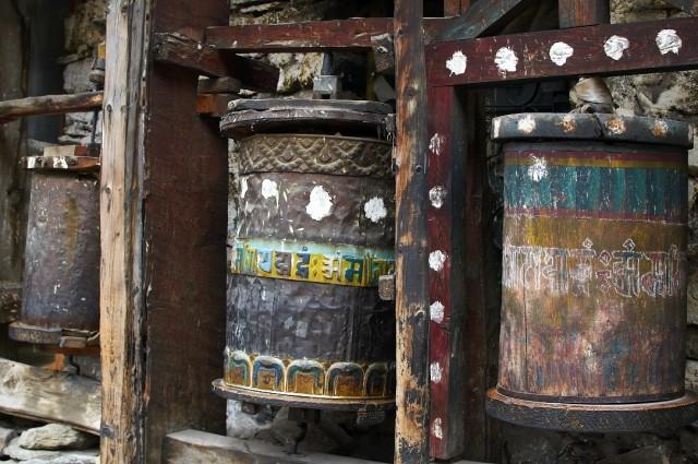 И снова молитвенные барабаны