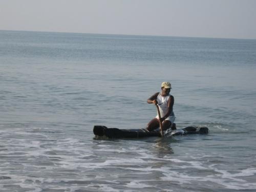 рыбак Сэби
