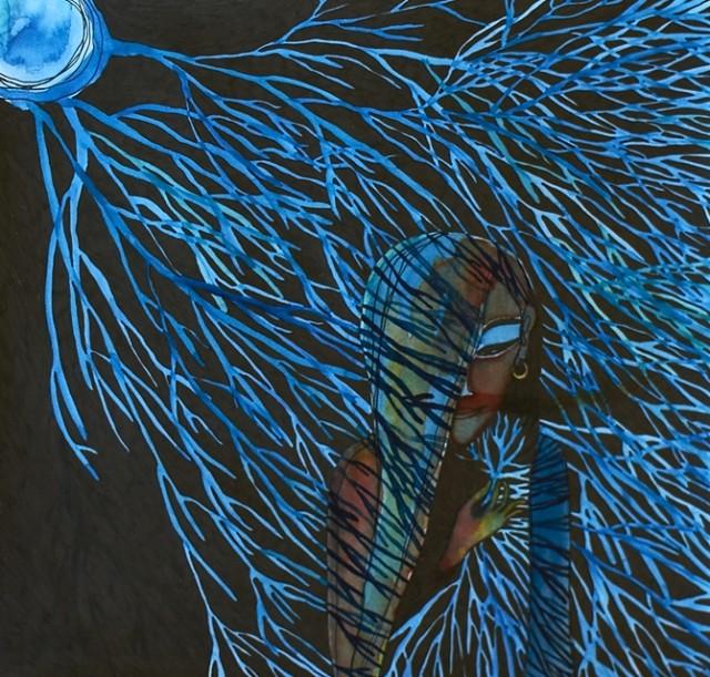 """""""Бали. Полнолуние"""", 2009."""