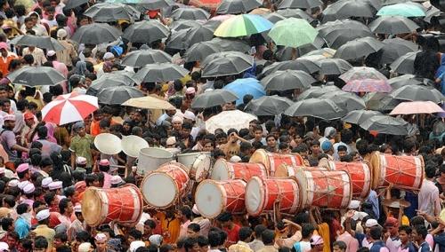 Фестиваль Ганеши