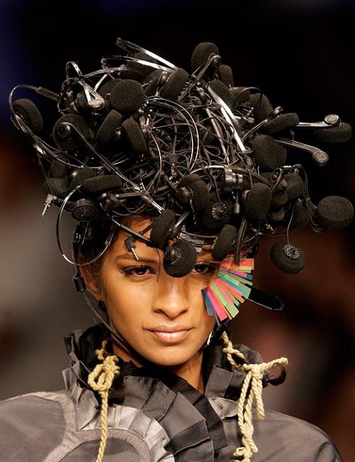 Показ мод в Мумбаи
