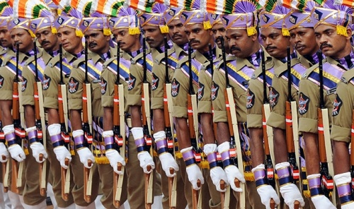 День независимости в Дели