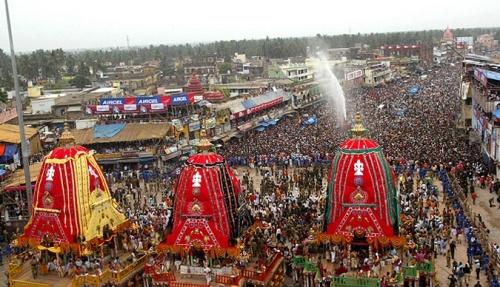 Фестиваль колесниц