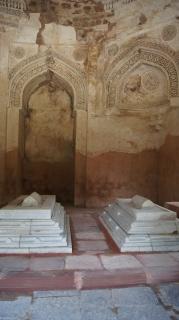В гробнице Фероз-Шаха - 3