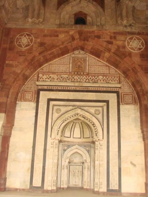 фрагмент мечети Кила-и-Кухна