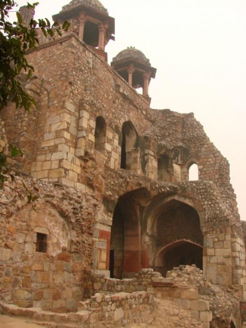 южные ворота Буланд Дарваза