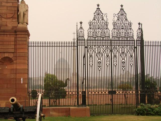 ворота во всей красе