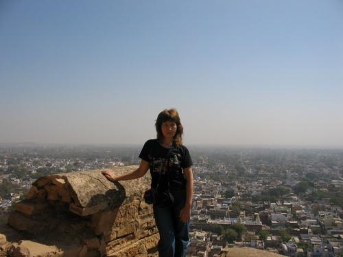 2008г. хорошее место- фортовая стена