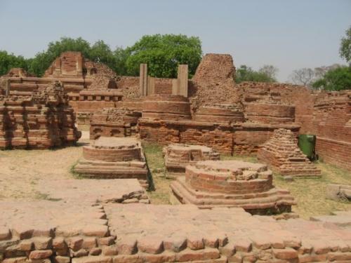 Сарнатх, руины