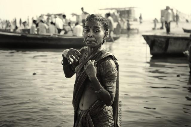 еще посниматься (Varanasi. Gang. 2009)