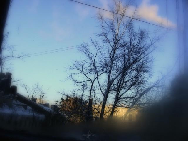 и окно