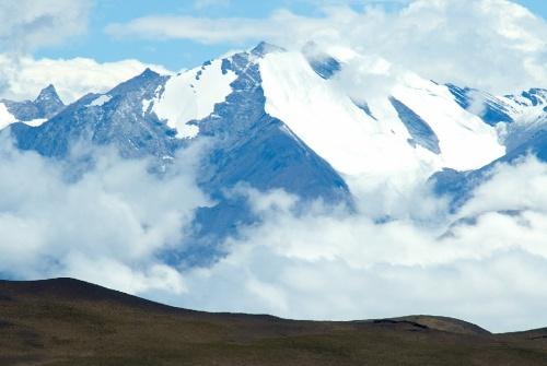 Самый высокий горный хребет. Семитысячники..