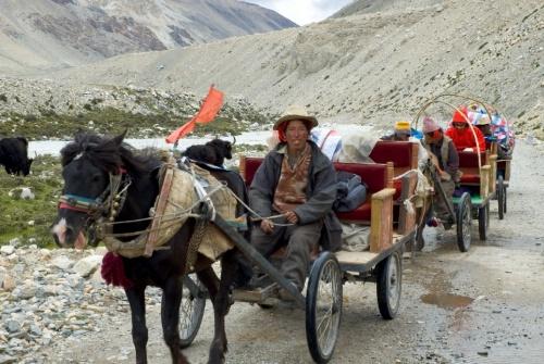 Пездка к базовому лагерю у Эвереста