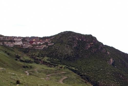 Окрестности Лхасы