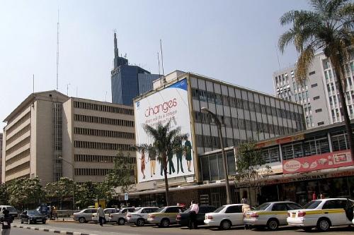 Найроби быстро меняется