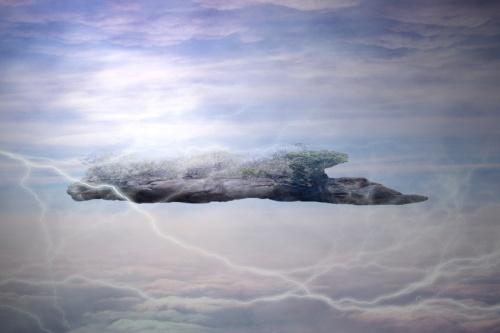 Остров небесный