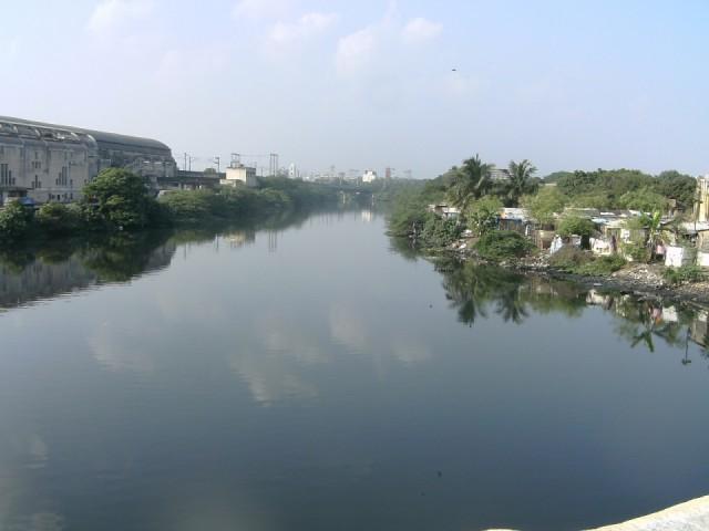Река в самом красивом месте