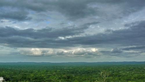 Так выглядить Юкатан с 30 метровая высота