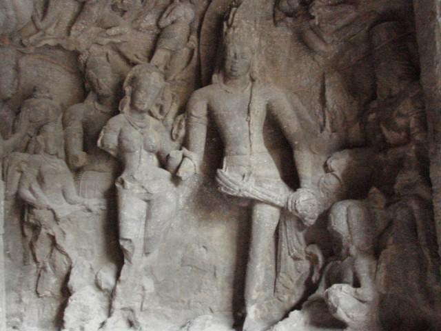Свадьба Шивы и Парвати