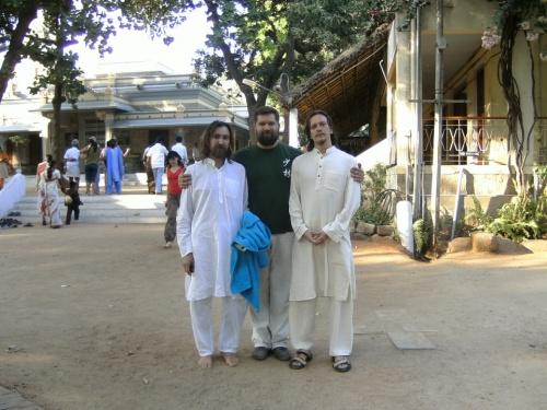 три богатыря, в смысле гуру, в смысле поросенка...