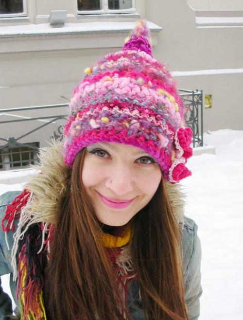 шапка:)