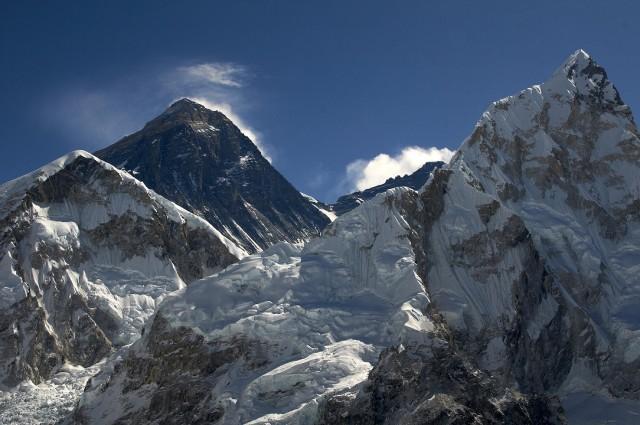 Эверест и Нуптце