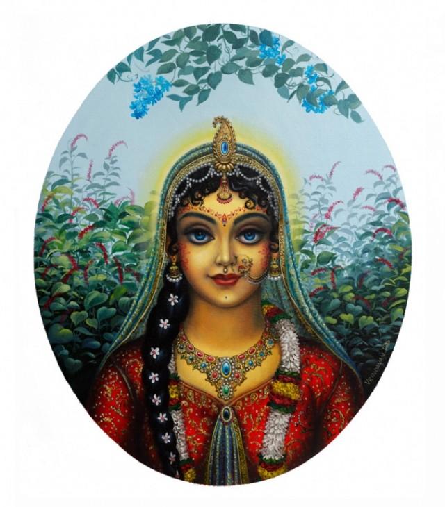 Радхарани