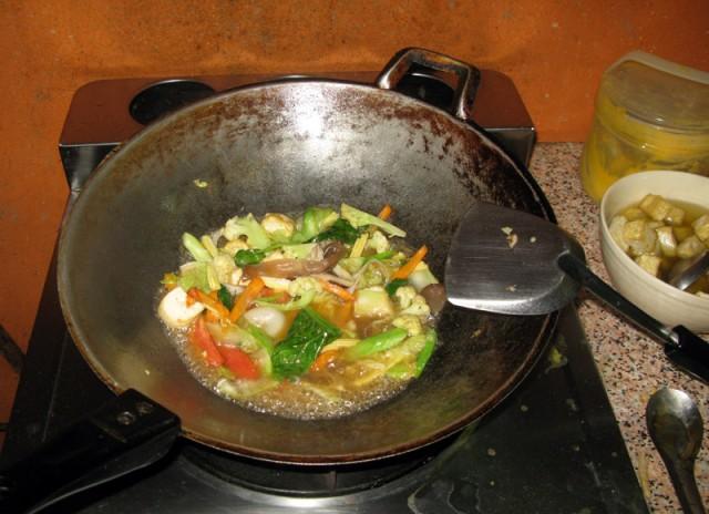 Всяческих овощей