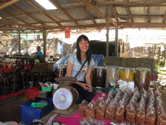 Хмонговский рынок.