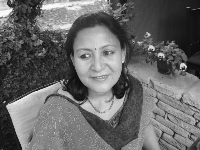 Шакти, моя непальская диди