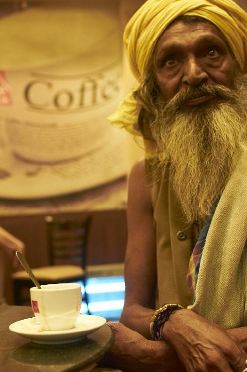Кофе на второе 1