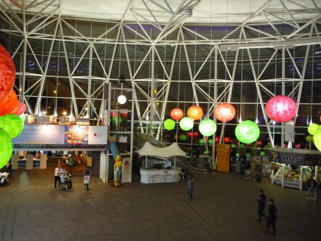 терминал Buquebus в Б.Айресе