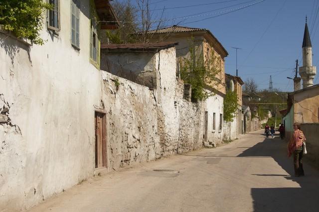 Улочка старого Бахчисарая