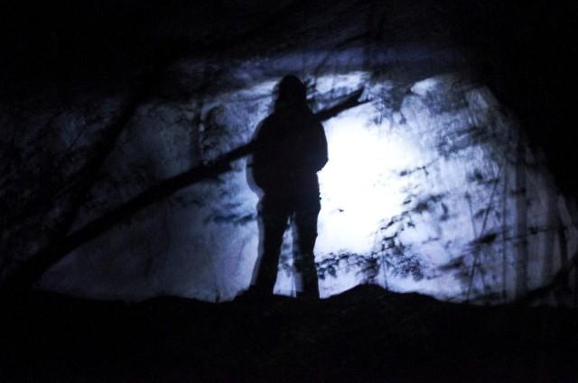 Беседа со змием в пещере