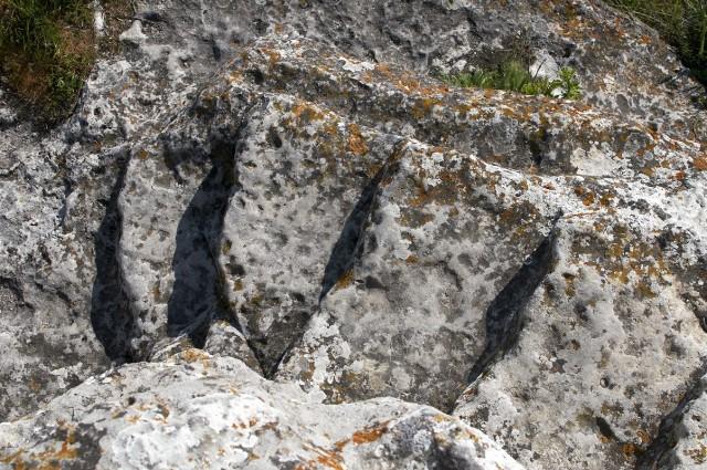 Ступени в пещеру