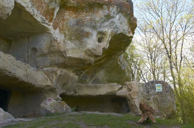 Пещерная многоэтажка