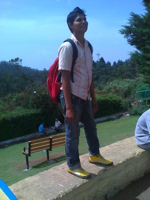 Мой друг Раджа.