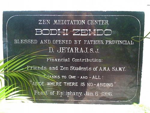 Bodhi Zendo 1