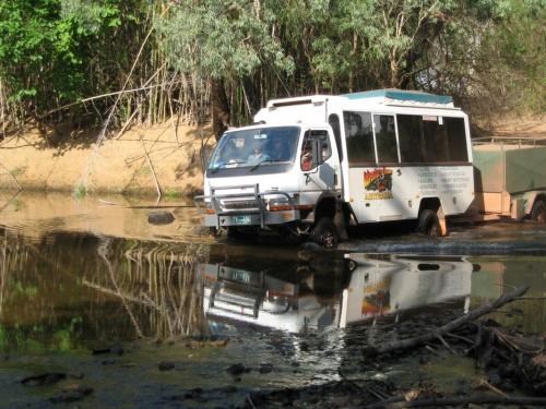 """""""Вездеход"""",на котором народ возят в заповедники...Зона тропиков,Австралия.Сухой сезон.:)"""