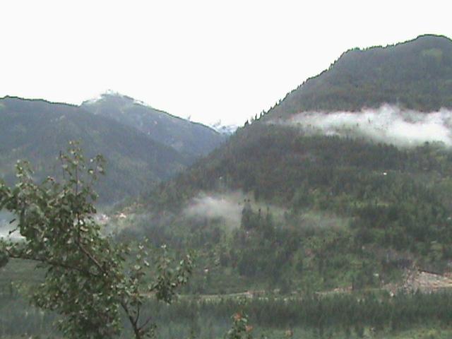 Еще один туман.