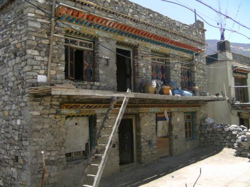 Тибетская хатынка